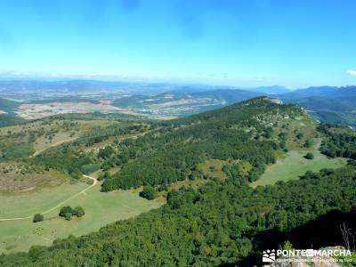 Hayedos Rioja Alavesa- Sierra Cantabria- Toloño;rutas por madrid capital rutas por guadarrama foros